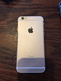 Silver iphone 6 with black case Derry, 03038
