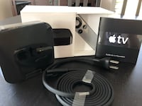 Apple TV - 3rd Generation w/ Original Box & Cables (BRAND NEW)