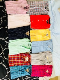 Branded shirts, T-shirt's, Levi's jeans, shorts  Farmers Branch, 75234