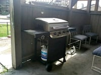 Char broil grill with propane tank Thornton, 80229