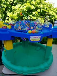 Excellent exersaucer for $25 only Toronto, M1V 2N7