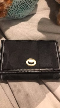 Coach wallet 3712 km