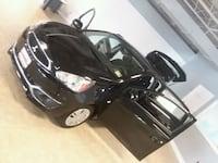 black Mitsubishi Mirage 5-door hatchback Manassas, 20111