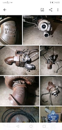 TURBO FOR SALE *HOLSET FROM DODGE RAM 3500