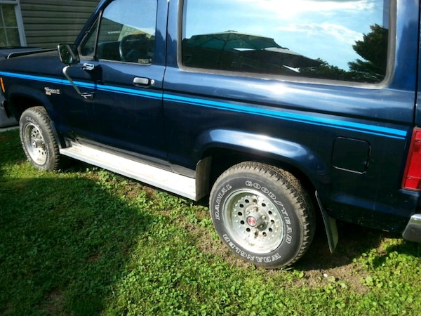Used Ford Bronco >> Used Ford Bronco Ii Xlt 4x4 1988 For Sale In Richmond