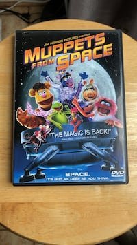 Muppets From Space DVD Movie Laurel