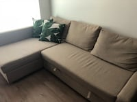 Ikea FRIHETEN Sleeper Sofa WASHINGTON