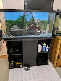 20 gallons tank and stand Mississauga, L5C 4N9
