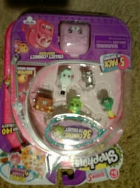 Shopkins toy pack