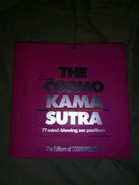 Kama surta book in perfect condition. Never used it.