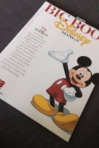 Brand new - Big Book of Disney Songs for Flute  Toronto, M1P 4P5