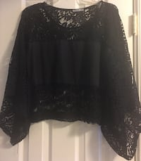 Charlotte Russe Crochet Top Woodbridge