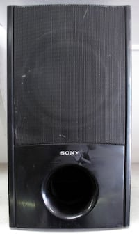 Sony SS-WS95 Subwoofer