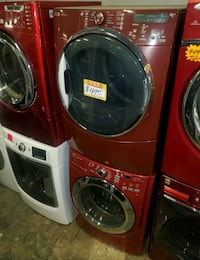 SALE ‼Front load washer & electric dryer mix & match working perfectly Baltimore, 21223