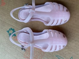 Zara Girl's shoes sandals size 8