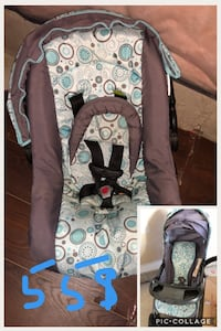 baby's gray and black car seat carrier screenshot Milton, L9T 7X6