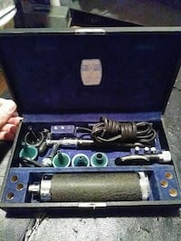Rare Vintage ww2 welch ally military otoscope Jessup, 20794