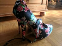 Bettie Page Heels ($2000 shoes originally) Toronto, M5A 3X2