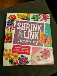 Shrink & Link Jewelry - Klutz Book  Toronto, M5E