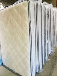 New queen mattresses. 320$ each. Delivery availabl