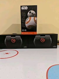 BB-8 Droid and Ollie  London, N6M 1M3