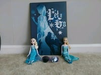 Frozen elsa doll and more McDonough, 30253
