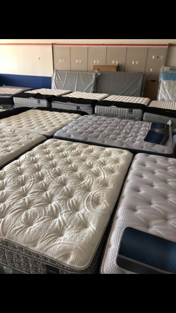 Photo New high end mattress sets! 1000s under retail! $40 down on all sets!