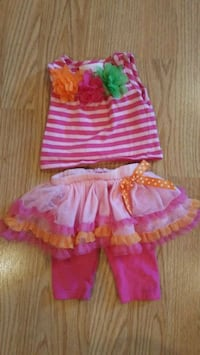 Girls outfit Lincoln