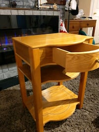 2-wood stand good condition $60.00  each Kitchener, N2A 1T1