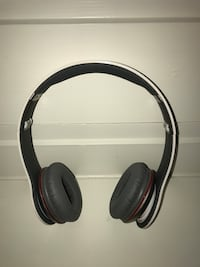 Hvite beats by dr. dre beats solo