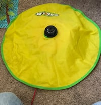 Cat toy. Battery operated. Not used often. Charlotte, 28226