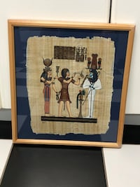 Egyptian Theme frame with glass Mississauga, L4Z