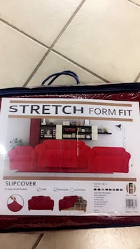 Sofa cover Stretch! * Love seat Hayward, 94541