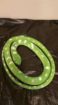 FAKE SNAKE (Garden Prop, Halloween Gag, or Toy) - firm price. Arlington, 22204