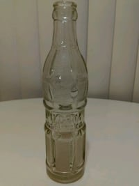 Vintage Pilgrim Bottling Co. Embossed Bottle St. Louis, 63129