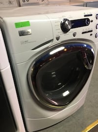 GE front load washer large capacity in excellent condition