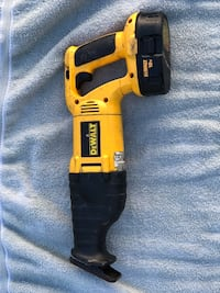 yellow and black DeWalt cordless power drill Washington, 20024