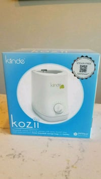 Kozii Bottle warmer (brand new-never used) 3 km