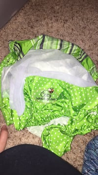 Sun and bug cover for infant seat Chico, 95926