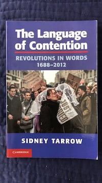 """""""The Language of Contention"""";Social Movementd Study Thousand Oaks, 91320"""