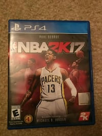 NBA 2K17 PS4 Woodbridge, 22191