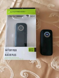 Power bank, charger, chargeur on the go Laval, H7T 0B8