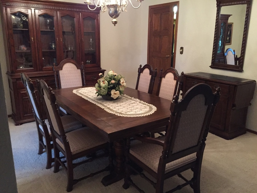 Charmant Ethan Allen Dining Set Excellent Condition