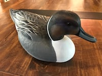 Large resin duck decoy hunting shack cabin decoration 722 km
