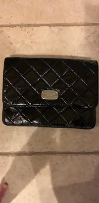 quilted black leather crossbody bag Tampa, 33626