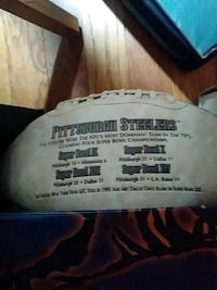 Rare #ed Steelers football Manchester, 03109