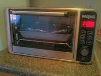 gray and black Waring oven toaster Albuquerque, 87104