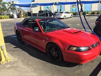 Ford - Mustang - 2004 784 mi