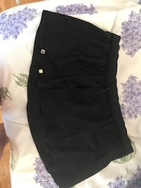 Women's black bathing suit skirt (small) Vaughan