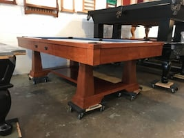 Preowned Pool Tables Completely Restored